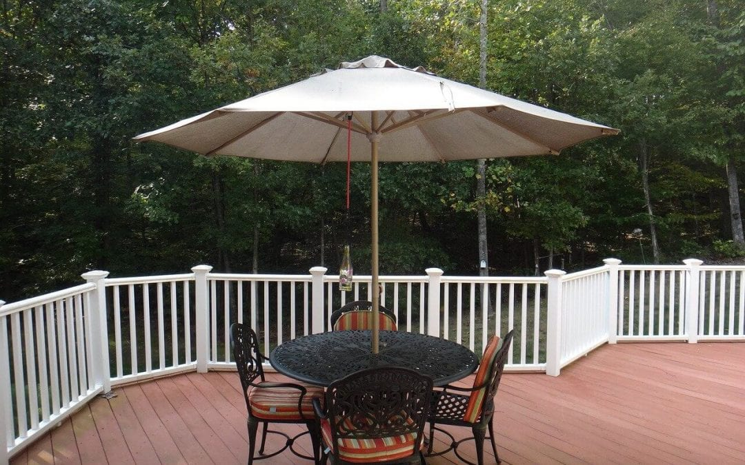 make your deck safe before spending time there this summer